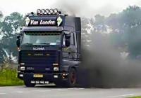 Ευρωπαϊκοί κανονισµοί εκποµπών κινητήρων Diesel πάνω από 3.5 τόνους