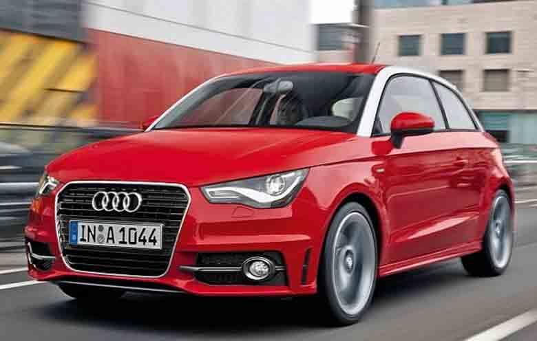 Νέο Audi A1 1.4 185hp