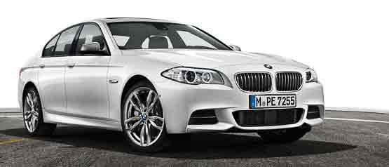 BMW M550d engine 3 στροβιλοσυμπιεστές μεταβλητής γεωμετρίας