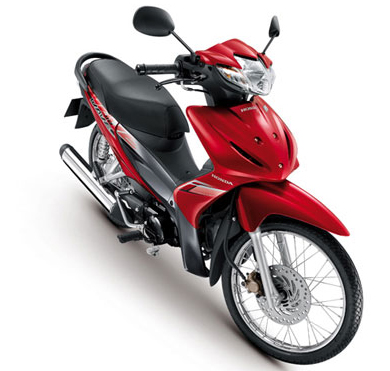 Honda Wave 110i: