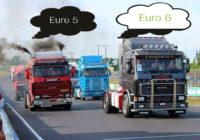 Κανονισμός ρύπων Euro 5 και  6