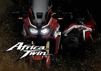 Νέο Honda CRF 1000 Africa Twin 2016