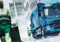 Volvo FE αποκλειστικά με φυσικό αέριο